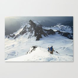 Disappointment Cleaver Canvas Print