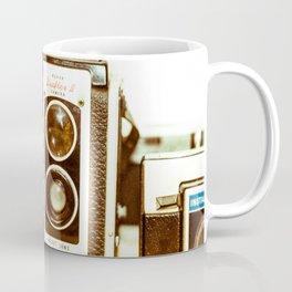 Vintage Camera Love Coffee Mug
