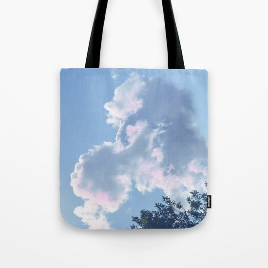 The Colour of Clouds 01 Tote Bag