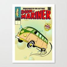 Dub-Mariner Canvas Print
