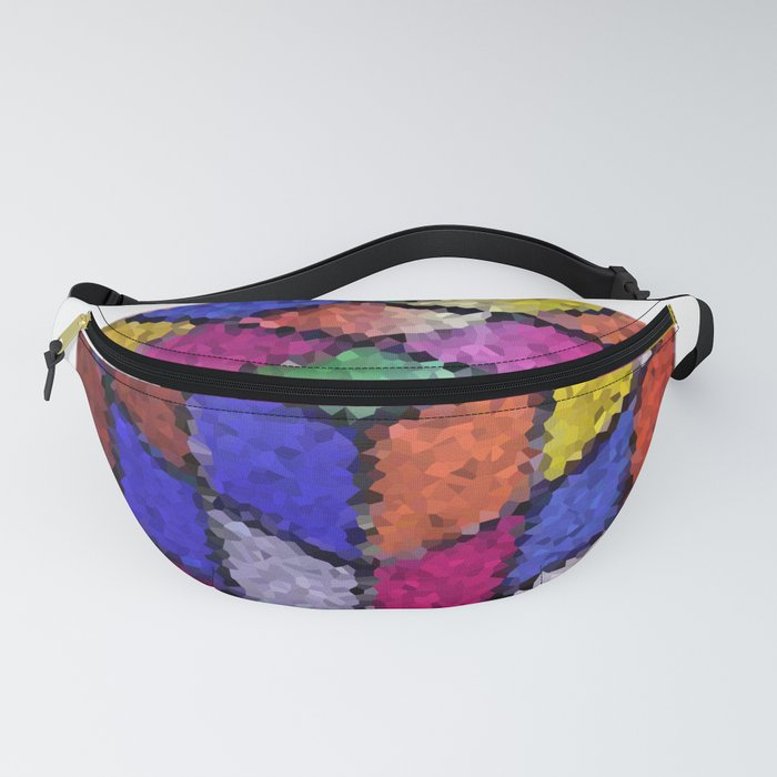 The color cube Fanny Pack