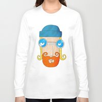 jack Long Sleeve T-shirts featuring Jack by marcusmelton