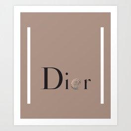 OREO D. Art Print