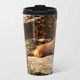 Hello There Metal Travel Mug