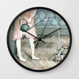 Grow Your Dream Wall Clock