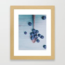 Goodness Overflows Framed Art Print