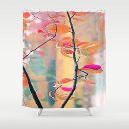 New Autumn Colours  Shower Curtain