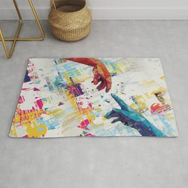 Where Creativity and Innovation Meets Technology Rug