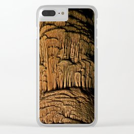 Carlsbad Caverns IV Clear iPhone Case