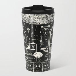 Moon Altar Metal Travel Mug