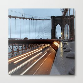 Good Morning New York 2 Metal Print