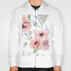 Fall Country Flowers Hoody