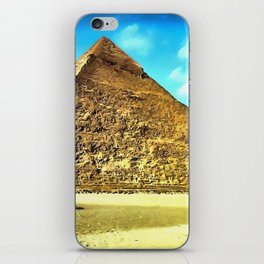 Massive Volume iPhone Skin