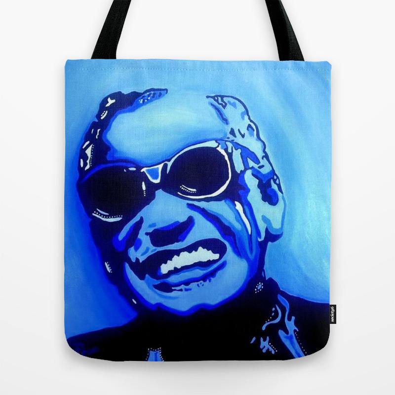 """""""""""blu-ray"""""""" Tote Bag by Eatpaintlove"""" TBG4541706"""