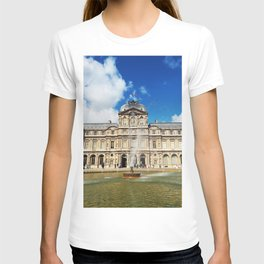 The Louvre Museum T-shirt