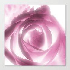Rose Xray Canvas Print