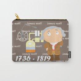 James Watt Carry-All Pouch