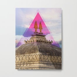 Fort Dome! Metal Print
