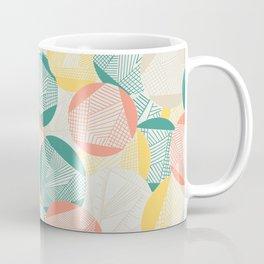 Tangent (Teal) Coffee Mug