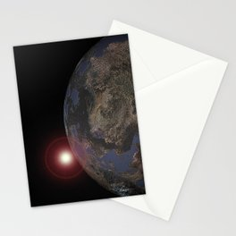 A Glimmer of Hope Stationery Cards