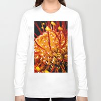 candy Long Sleeve T-shirts featuring Candy by Stephen Linhart