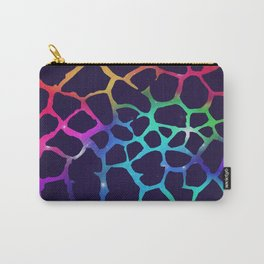 Color Burst: Giraffe Carry-All Pouch