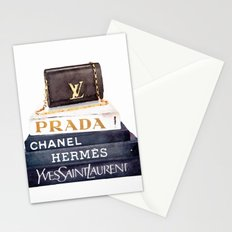 Fashion books Stationery Cards