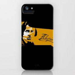 Frederic Chopin iPhone Case