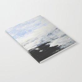 Plage de sable noir Notebook