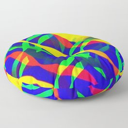 Eruption Floor Pillow