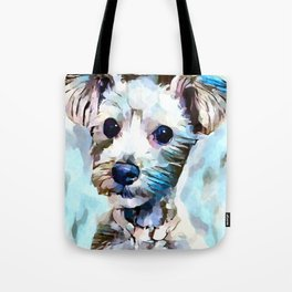 Schnoodle 3 Tote Bag