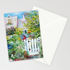 Summer in Kennebunkport Stationery Cards