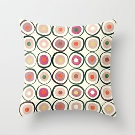 Sushi (That's How He Rolls) Throw Pillow