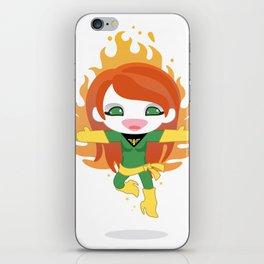 X-man Jean Grey 'Phoenix' Robotic iPhone Skin