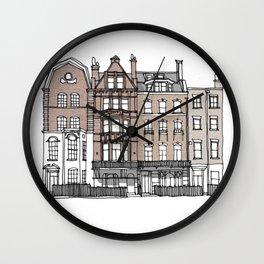Maylebone London The Four Sisters Wall Clock