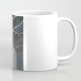 White Tree Coffee Mug