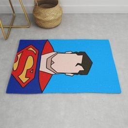 Superhero Superman Rug