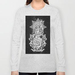 Aquarius (bright apparel colour ) Long Sleeve T-shirt