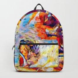 Boston Terrier 3 Backpack