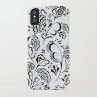 henna iPhone & iPod Cases featuring Henna by Saintgello