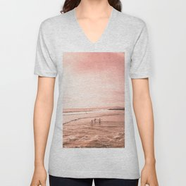 Surfing Unisex V-Neck