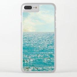 Afar Clear iPhone Case