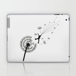 Free Dandelion Laptop & iPad Skin