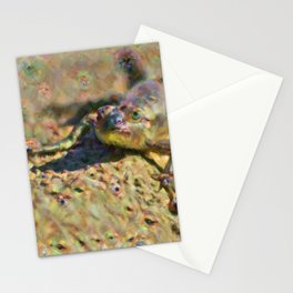 Lizard Dream Stationery Cards