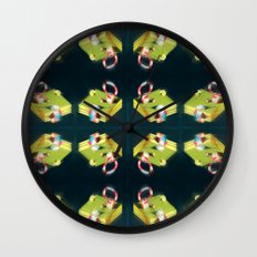 Much Ado in Candyland IRLRTS edition Wall Clock