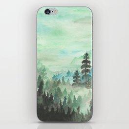 Good Timber iPhone Skin