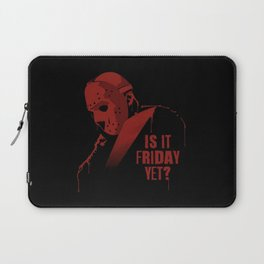 Is it Friday Laptop Sleeve