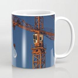 Lifting the Moon Coffee Mug