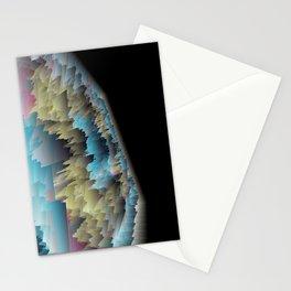 Random 3D No. 49 Stationery Cards