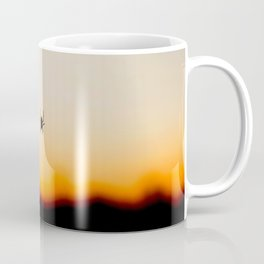panic at the water spout Coffee Mug